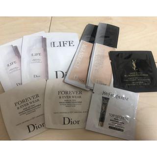 ディオール(Dior)の✨Dior、イヴ・サンローラン 試供品✨(ファンデーション)