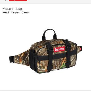 Supreme - waist bag 2019AW
