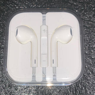 Apple - Apple純正イヤホン(アナログ端子タイプ)