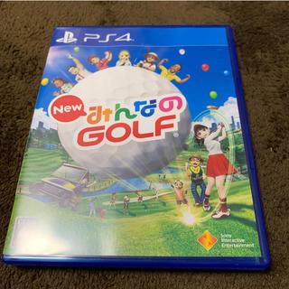 PlayStation4 - 【PS4】みんなのGOLF