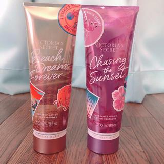 ヴィクトリアズシークレット(Victoria's Secret)の2点セット ヴィクトリアシークレット 香水ローション(ボディクリーム)