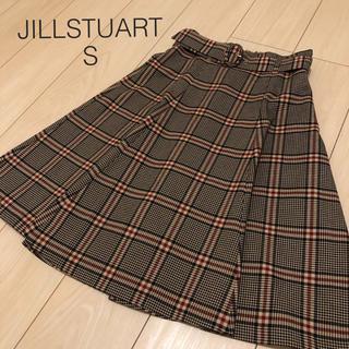 JILL by JILLSTUART - JILLSTUART ♡ チェックスカート