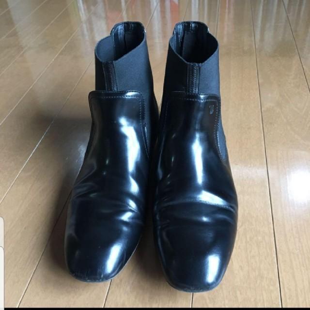 TOD'S(トッズ)のトッズ ショートブーツ サイドゴア レディースの靴/シューズ(ブーツ)の商品写真