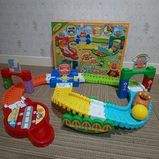 ジョイパレット(ジョイパレット)のアンパンマン コロコロドライブ(知育玩具)
