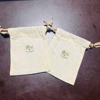 IL BISONTE - イルビゾンテ ショップ巾着袋