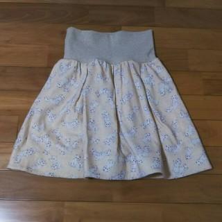 フランシュリッペ(franche lippee)のfranche lippeeフレアスカート(ひざ丈スカート)