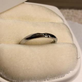俄 - 俄 指輪 結 22.5号 メンズ