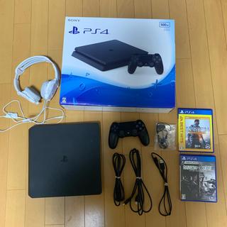 PlayStation4 - PS4タピタピ様専用