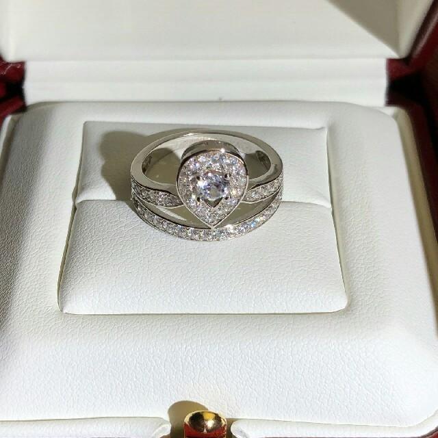 CHAUMET(ショーメ)のショーメ ダイヤモンド リング  レディースのアクセサリー(リング(指輪))の商品写真