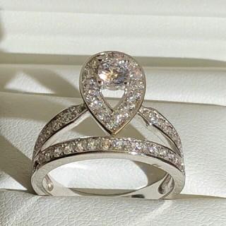 ショーメ(CHAUMET)のショーメ ダイヤモンド リング (リング(指輪))