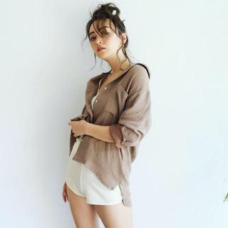 SeaRoomlynn - searoomlynn ルーズデイリーシャツ