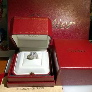 カルティエ(Cartier)の極美品 Cartier 指輪(リング(指輪))