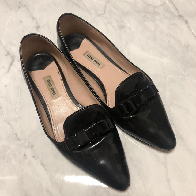 miumiu(ミュウミュウ)のmiumiu  パンプス レディースの靴/シューズ(ハイヒール/パンプス)の商品写真