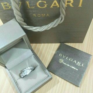 ブルガリ(BVLGARI)のBV ROMA   レディース✴ 指輪   未使用品  超美品 BVLGARI(リング(指輪))
