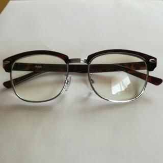 ビームス(BEAMS)のNOEYEDIAだて眼鏡(サングラス/メガネ)