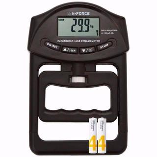 エヌフォース) 正規品 デジタル握力計 握力測定 保証書付 ¥3,490 商品説