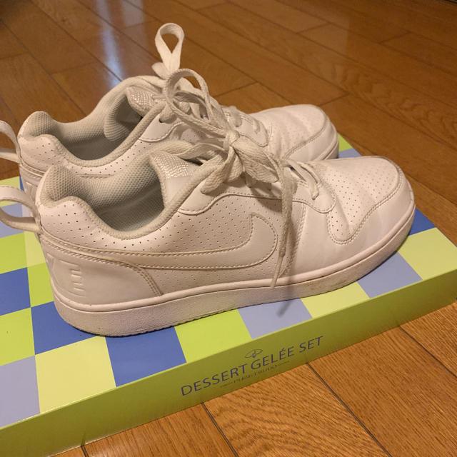 NIKE(ナイキ)のナイキ シューズ ホワイト レディースの靴/シューズ(スニーカー)の商品写真