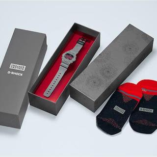 ジーショック(G-SHOCK)のサラマッポ様SneakerFreaker 15th × G-SHOCK35th(腕時計(デジタル))