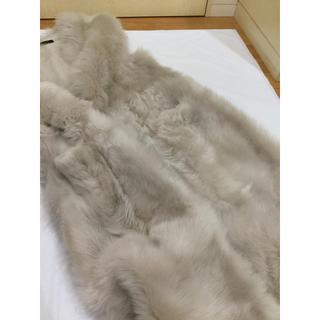 【新品未使用】イタリア製 ♡ 羊毛100% ロングコート 上質 高級 贅沢 美形(ロングコート)