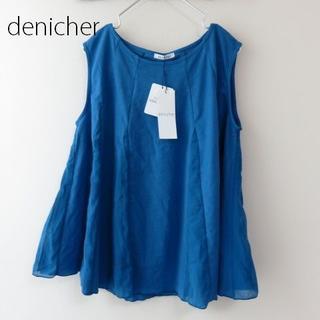 トゥモローランド(TOMORROWLAND)の新品 denicher デニシェ シャツ トップス(Tシャツ(半袖/袖なし))