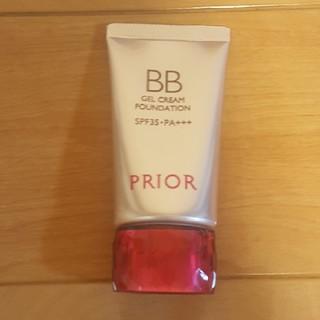 プリオール(PRIOR)のプリオール 美つやBBジェルクリーム オークル2(BBクリーム)