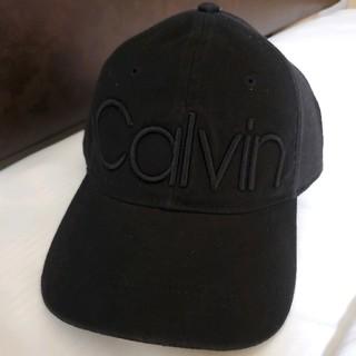 カルバンクライン(Calvin Klein)のキャップ カルバンクライン 新品 タグ付き メンズ レディース(キャップ)