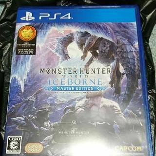 PlayStation4 - ps4 モンスターハンターワールド アイスボーン
