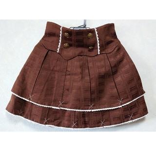 Angelic Pretty - アンジェリックプリティ Royal Chocolate スカート