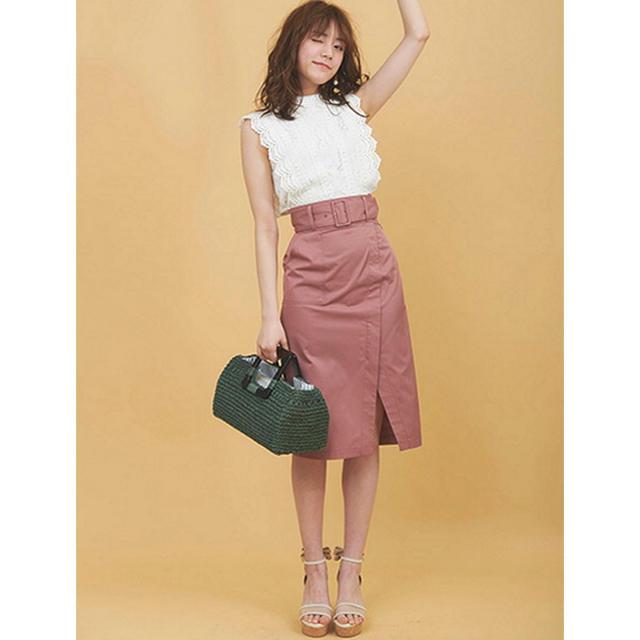 31 Sons de mode(トランテアンソンドゥモード)の31 Sons de mode スカート レディースのスカート(ひざ丈スカート)の商品写真