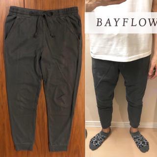 ベイフロー(BAYFLOW)のBAYFLOWスウェットパンツイージーパンツジョガーパンツメンズ送料込(その他)