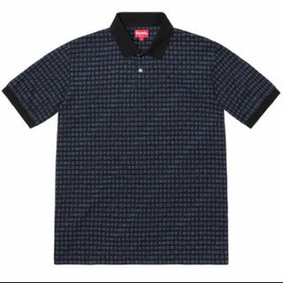 Supreme - Supreme Foulard Polo Week18 黒 M