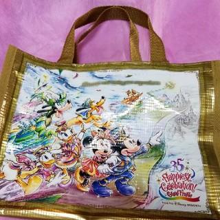 Disney - ディズニーシー 35周年 グランドフィナーレ ショッパー バッグ