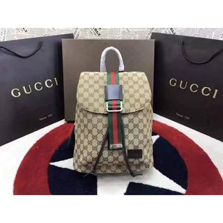 Gucci - 大人気 gucciリュックバッグ