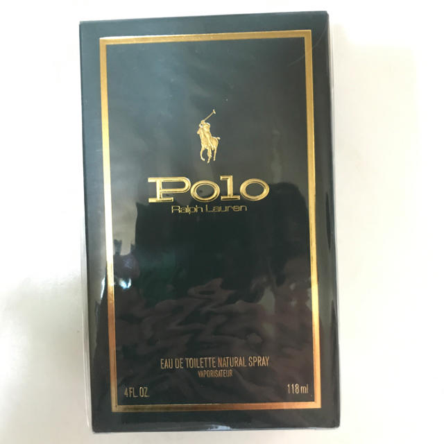 Ralph Lauren(ラルフローレン)の【ラルフローレン】オードトワレ 118ml(グリーン)3個セット コスメ/美容の香水(香水(男性用))の商品写真