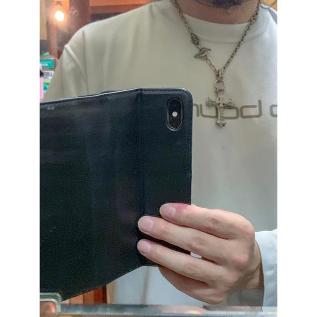 Gabor(ガボール)のガボラトリー ハンマークロス ペンダント メンズのアクセサリー(ネックレス)の商品写真