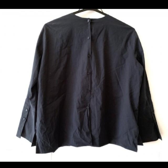 Mila Owen(ミラオーウェン)の【Mila Owen】プルオーバーシャツブラウス レディースのトップス(シャツ/ブラウス(長袖/七分))の商品写真