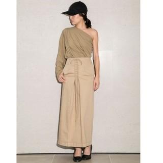 フレイアイディー(FRAY I.D)のフレイアイディー 正規品 スカート 黒 1(ロングスカート)