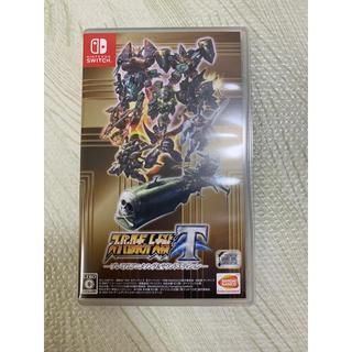 Nintendo Switch - switch スーパーロボット大戦T プレミアム サウンドエディション
