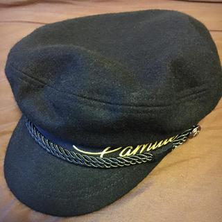 マウジー(moussy)のキャスケット  マリン帽 マウジー(キャスケット)