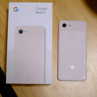 ANDROID - GooglePixel3 64GB