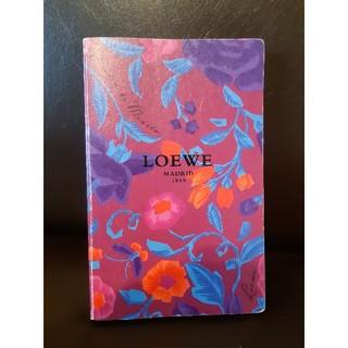 ロエベ(LOEWE)のLOEWE ロエベ ノート メモ帳(ノート/メモ帳/ふせん)