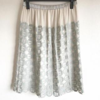 mina perhonen - 美品 ミナペルホネン  dear スカート