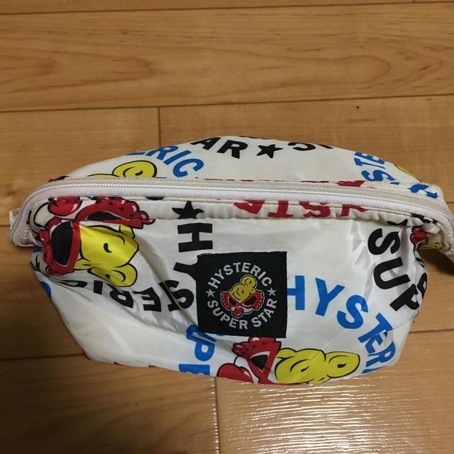 HYSTERIC MINI(ヒステリックミニ)のヒスミニのミニポーチ レディースのファッション小物(ポーチ)の商品写真