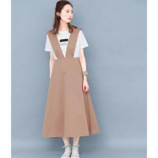 サロペットジャンパースカート