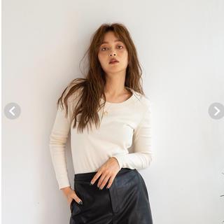 シールームリン(SeaRoomlynn)のオールドコット LONG Tシャツ(Tシャツ/カットソー(七分/長袖))