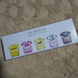 ヴェルサーチ(VERSACE)のヴェルサーチ ミニ香水(香水(女性用))