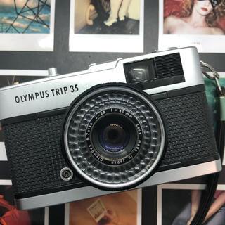 OLYMPUS - 【美品】OLYMPUS trip35 フィルムカメラ【完動品】