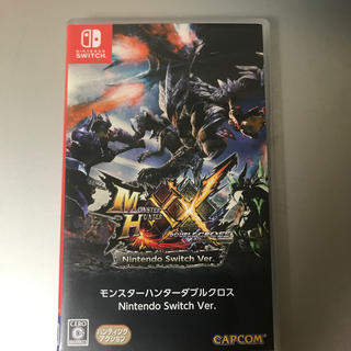 Nintendo Switch - モンスターハンターダブルクロス Nintendo Switch Ver.