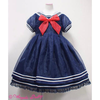 Angelic Pretty - Fairy Marine 2014.ver ワンピースセット