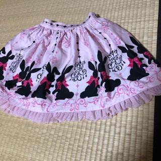 Shirley Temple - シャーリーテンプル 110センチ スカート